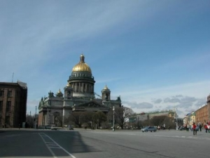 City tour + St. Isaac's Cathedral